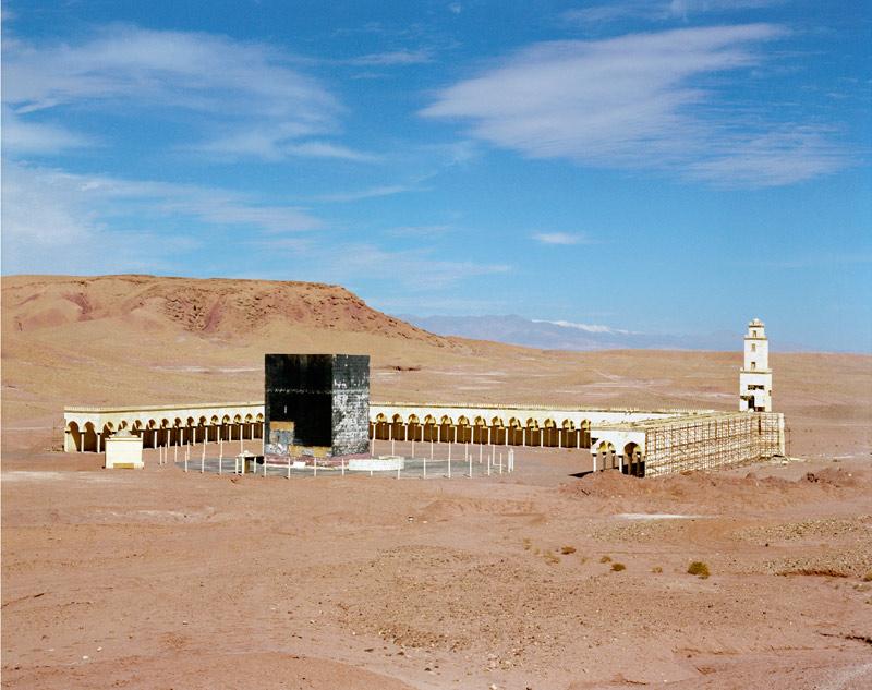 Faycal Baghriche Mecca