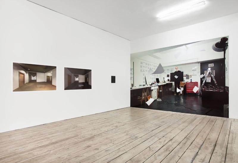 Hors de Oeuvre II Exhibition View 2