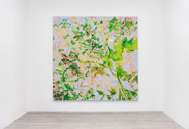 Hans Jurgen Diehl Paintings 2008 2010 Installation View 2