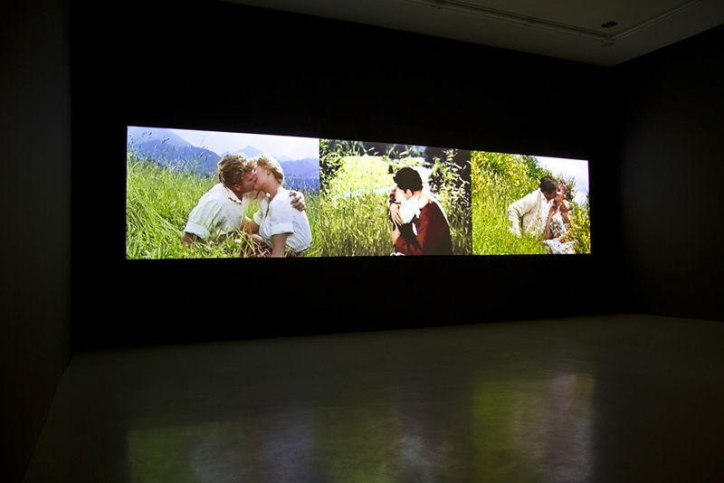 Christoph Girardet Silberwald Exhibition View 1