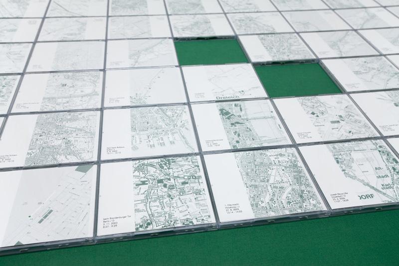Kanoko Hashimoto MARI Earthtracks Exhibition Views 3