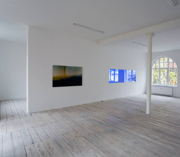 Moritz Hirsch Lookign Glass Exhibition View 5