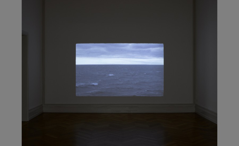 Marco Poloni The Sea of Majorana Exhibition View