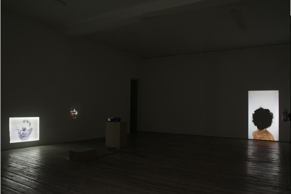 Noa Gur Dawn Till Dusk Exhibition View 1