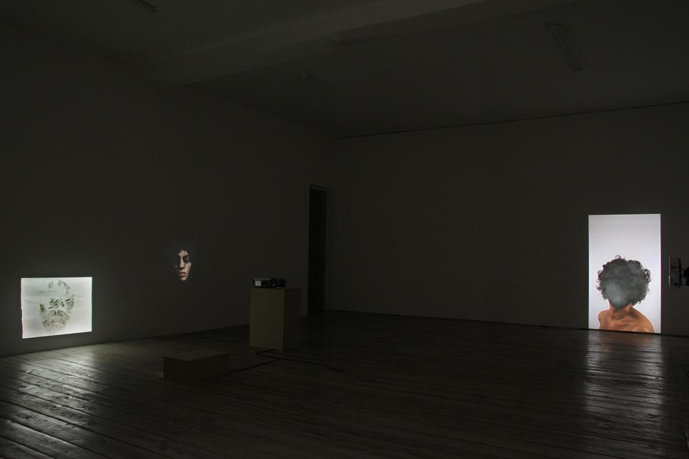 Noa Gur Dawn Till Dusk Exhibition View 2