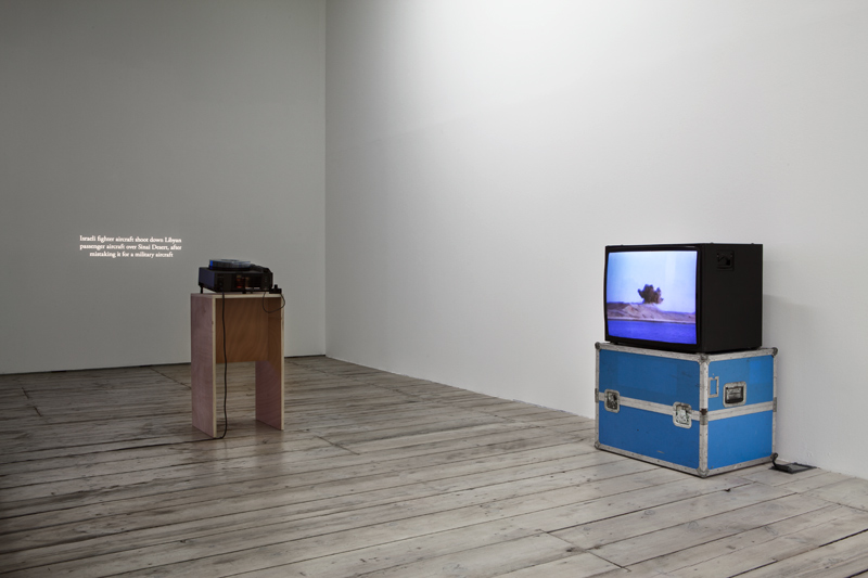 Uriel Orlow Exhibition View 2