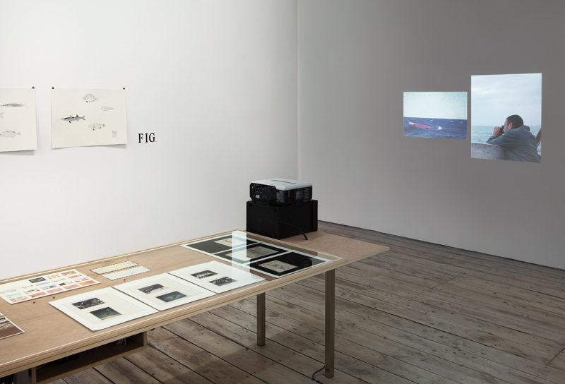Uriel Orlow Exhibition View 4