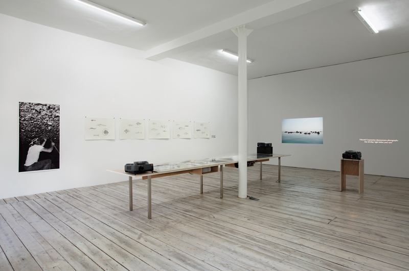 Uriel Orlow Exhibition View 1