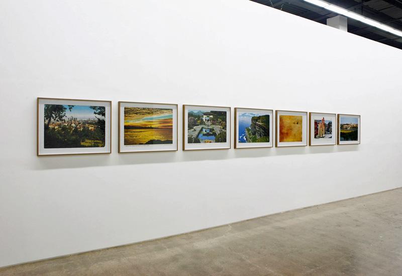 Peter Friedl Postcards Gwangju Biennial b