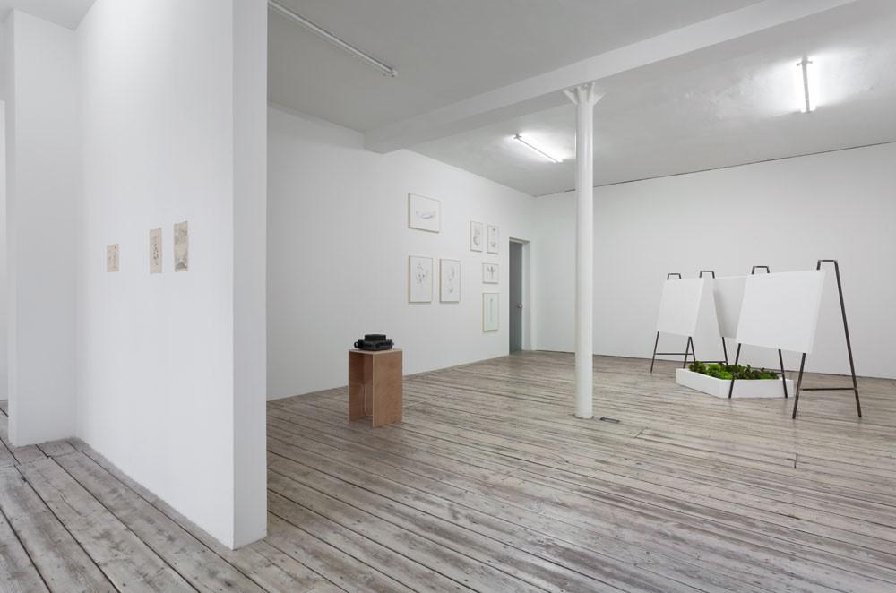 Nikita Kadan Limits of Responsibility exhibition view 1